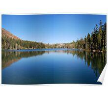 Feeley Lake Poster