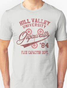 Hill Valley University T-Shirt