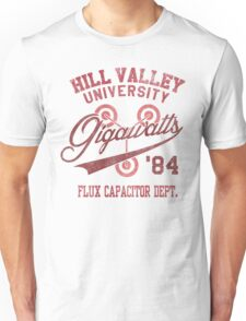 Hill Valley University Unisex T-Shirt