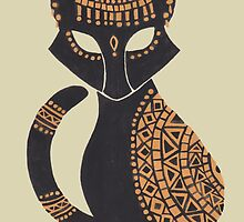 The Egyptian Cat by haidishabrina