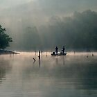 Morning Fishing by photopassion