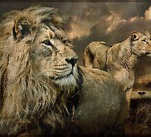Serengeti Pride by Tarrby