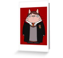TotoPotter Greeting Card