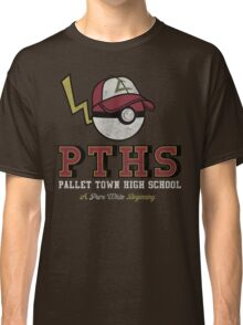 Pallet Town High School Classic T-Shirt