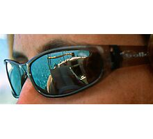 shades Photographic Print