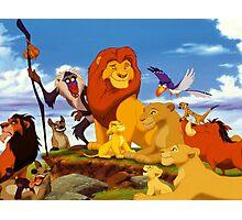 Mufasa's Pride Photographic Print
