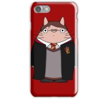 TotoPotter iPhone Case/Skin