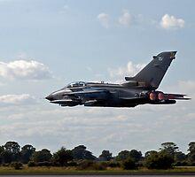 Panavia Tornado GR4 by Peter Lawrie