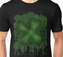 Shamrock Grunge Unisex T-Shirt