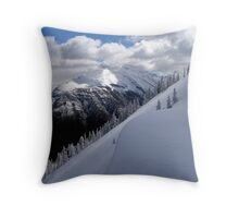 From Mount Sulphur Throw Pillow