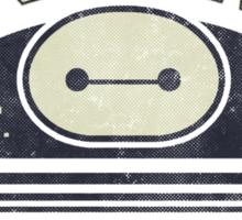 San Fransokyo University Sticker