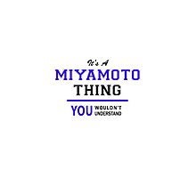 It's a MIYAMOTO thing, you wouldn't understand !! by thenamer