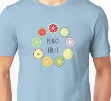 Funky Fruit Circle Unisex T-Shirt
