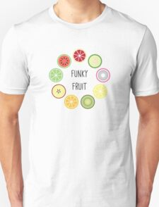 Funky Fruit Circle T-Shirt