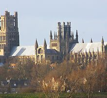 Ely Cathedral by jdmphotography