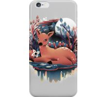 The Red Deer iPhone Case/Skin