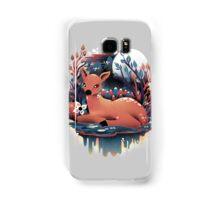 The Red Deer Samsung Galaxy Case/Skin