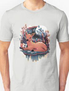 The Red Deer T-Shirt