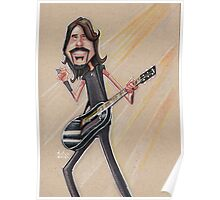 Mr. Grohl Poster