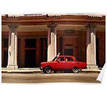 Cuba X Poster