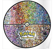POKEMON BALL OF POKEMON Poster