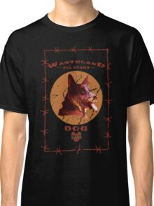WAS - Dog Classic T-Shirt