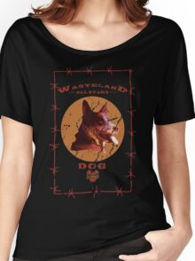 WAS - Dog Women's Relaxed Fit T-Shirt