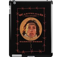 WAS - Warrior Woman iPad Case/Skin