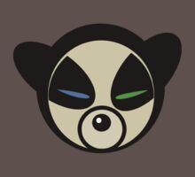 GIANT PANDA BEAR SF CARTOON   by SofiaYoushi