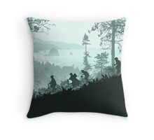 Goonies Never Say Die Throw Pillow