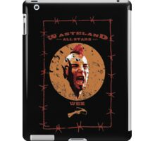 WAS - Wez iPad Case/Skin
