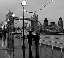 Wet Walking by Andy Matthews