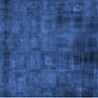 Blue Colored Pattern with Vanishing Cubes Pattern by ibadishi