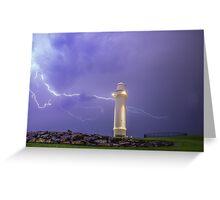 Flagstaff Hill Greeting Card
