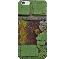 A Chink in the Armour iPhone Case/Skin
