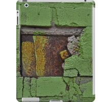 A Chink in the Armour iPad Case/Skin