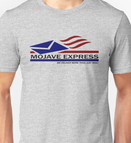 We Deliver More Than Just Mail! Unisex T-Shirt
