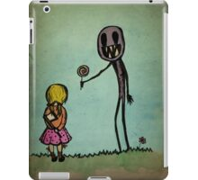 Emptiness Will Eat The Witch iPad Case/Skin