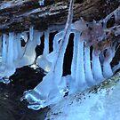 drip ice sugar cone  by aquabee