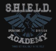 SHIELD Academy (Ops Division) V2 by Arinesart
