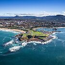 The City of Wollongong by 16images