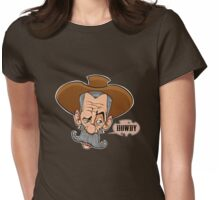 Howdy Womens Fitted T-Shirt
