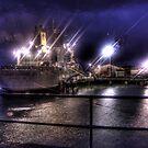 Milburn Carrier by Ant Vaughan