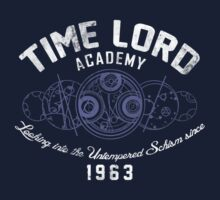 Time Lord Academy T-Shirt