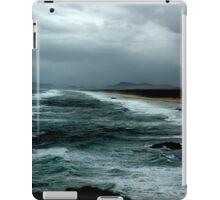 Rolling In, Foster, New South Wales, Australia iPad Case/Skin