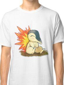 Pokemon Cute Cyndaquil Classic T-Shirt