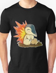 Pokemon Cute Cyndaquil Unisex T-Shirt
