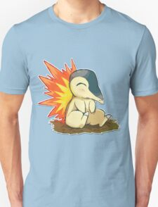 Pokemon Cute Cyndaquil Unisex T-Shirt
