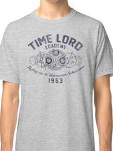 Time Lord Academy V2 Classic T-Shirt