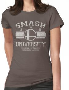 Smash University V2 Womens Fitted T-Shirt